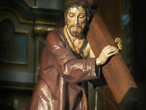 MONICIÓN DE ENTRADA A LA SOLEMNE FUNCIÓN RELIGIOSA EN HONOR DE N. P. JESÚS NAZARENO DEL PUENTE.